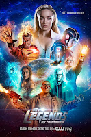 Tercera temporada de Legends of Tomorrow