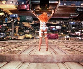 Milla Jovovich On Fifth Element Movies | A Star News & Gallery