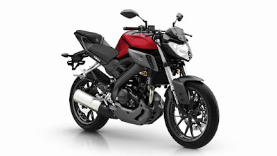 2016 Yamaha MT 125 ABS hd image