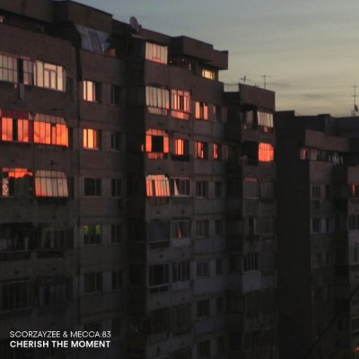 Scorzayzee & Mecca:83 - Cherish The Moment (EP) - Album Download, Itunes Cover, Official Cover, Album CD Cover Art, Tracklist