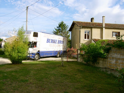 French Village Diaries moving to France