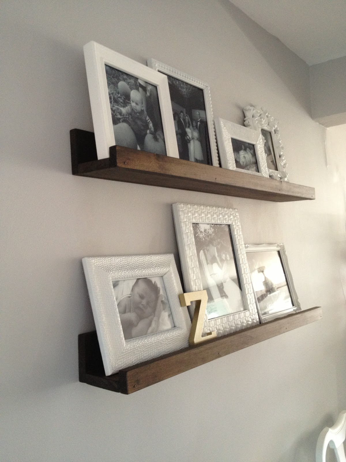 Pictures Of Wall Shelves Retro Ranch Reno Diy Wood Shelves