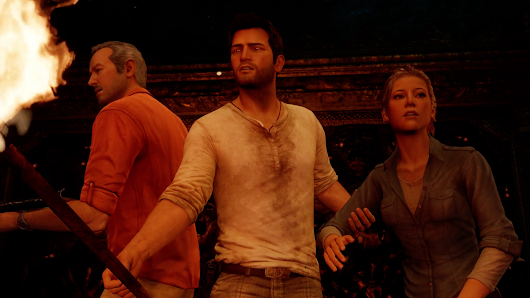 Uncharted: The Nathan Drake Collection, por Telmo Couto