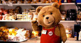 Teddy Bear Ted Movie HD Wallpaper