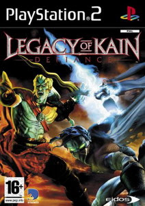 Legacy Of Kain Defiance | Ps2