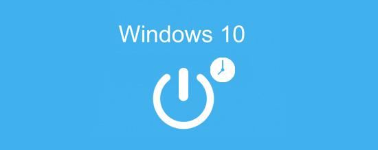 Hướng Dẫn Hẹn Giờ Tắt Máy Tính Trên Windows 10   Thủ Thuật Máy Tính