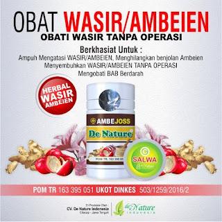 Obat Herbal Ambeien Luar Menyembuhkan dengan Cepat