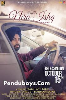 Nira Ishq Harman Saini Download punjabi mp3 Full Song