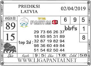 """Prediksi Togel """"LATVIA"""" PANTAI4D 02 APRIL 2019"""