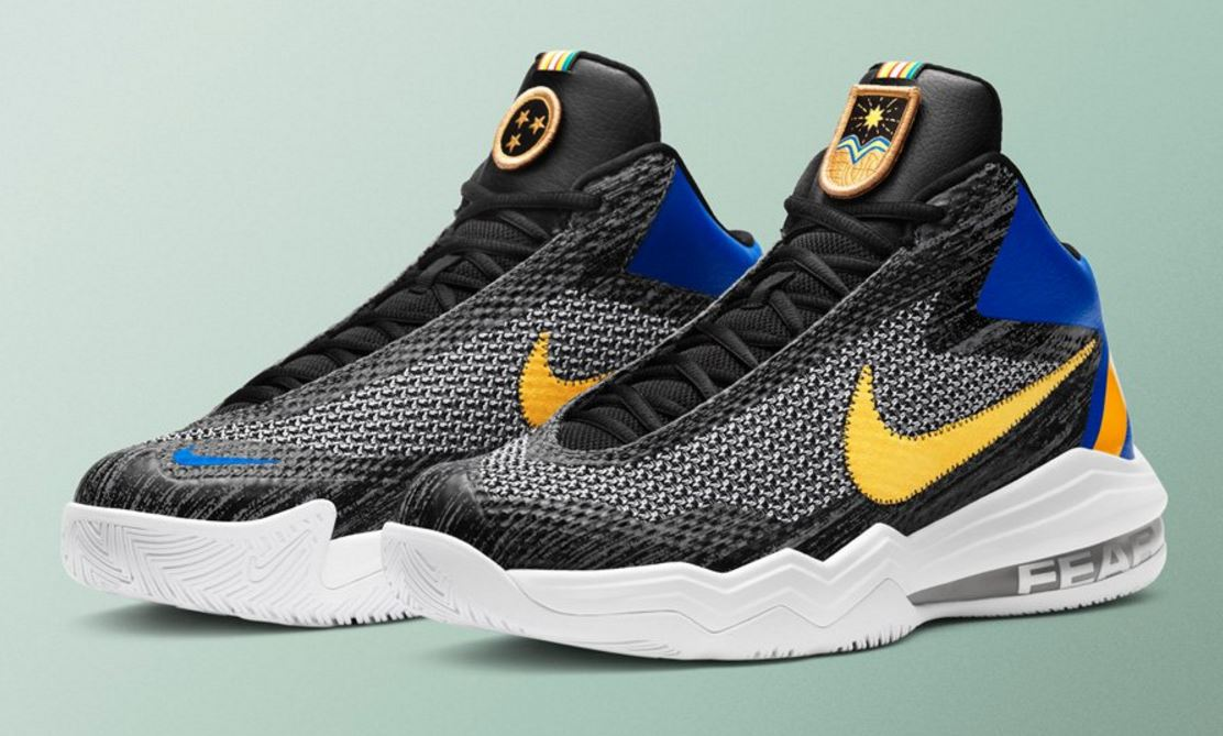 58c49e25c8d Nike Air Max Audacity  All Star  Anthony Davis PE Sneaker Available  (Detailed Look)