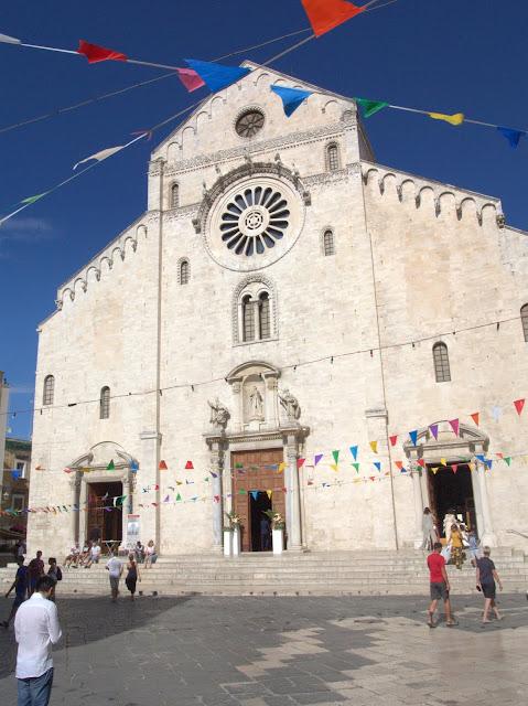 katedra Św. Sabiny Bari, co zobaczyć