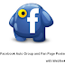 Facebook Auto Group and Page Poster 2016 [100% working]