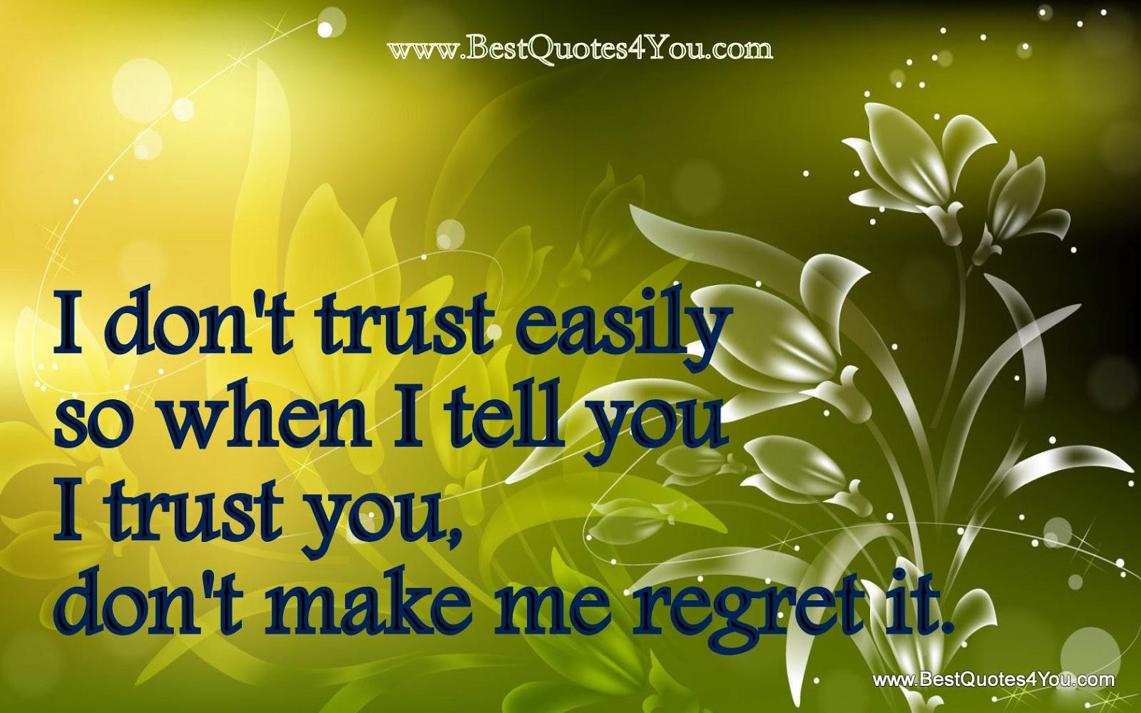 Wallpaper Desk : Trust quote, trusting quotes, trust quotes loveWallpaper Desk