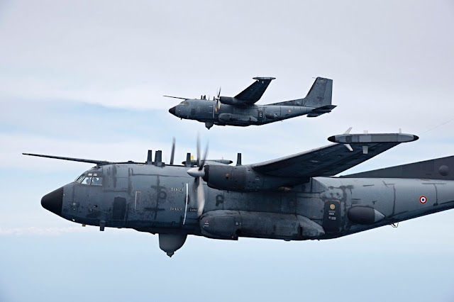 France selects Falcon Epicure replacement C-160G