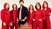 La Casa De Papel - Bella Ciao (1ª Temporada)