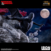 Dungeons and Dragons Cartoon Series Venger Statue de Iron Studios