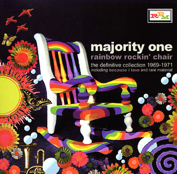Majority One - The Definitive Collection, 1969-1971 (2005)