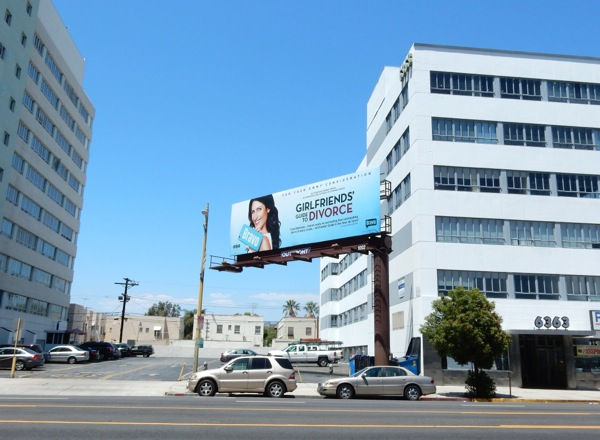 Girlfriends Guide to Divorce 2015 Emmy billboard