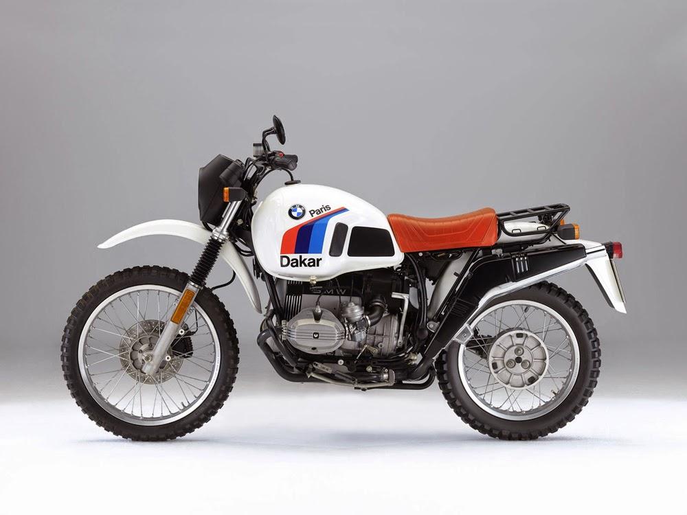 Motart Bmw R80gs Paris Dakar