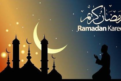 Kumpulan Kata Ucapan Selamat Ramadhan Untuk Teman, Saudara , Pacar paling baru dan keren 2019
