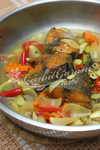 Open Minda: Resepi - Ikan Masak Cuka