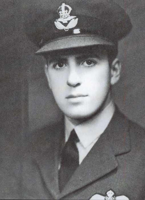 1 November 1940 worldwartwo.filminspector.com F/O William Henry Nelson RCAF Pilot