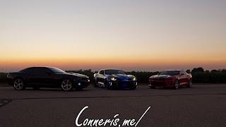 Chevrolet Camaros