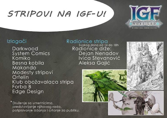 Strip sektor na IGF-u