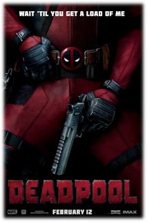 Penonton Indonesia dapat menyaksikan film Deadpool di bioskop pada 12 Februari 2016