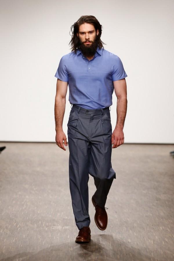 Europe Fashion Men 39 S And Women Wears Modern Tailored Menswear Basics In Brachmann Spring