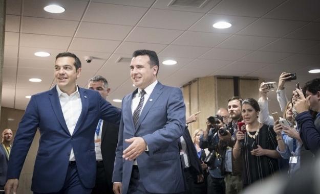 Ανατροπή συμφωνηθέντων από Ζάεφ - Να βγουν στο φως οι γραπτές δεσμεύσεις