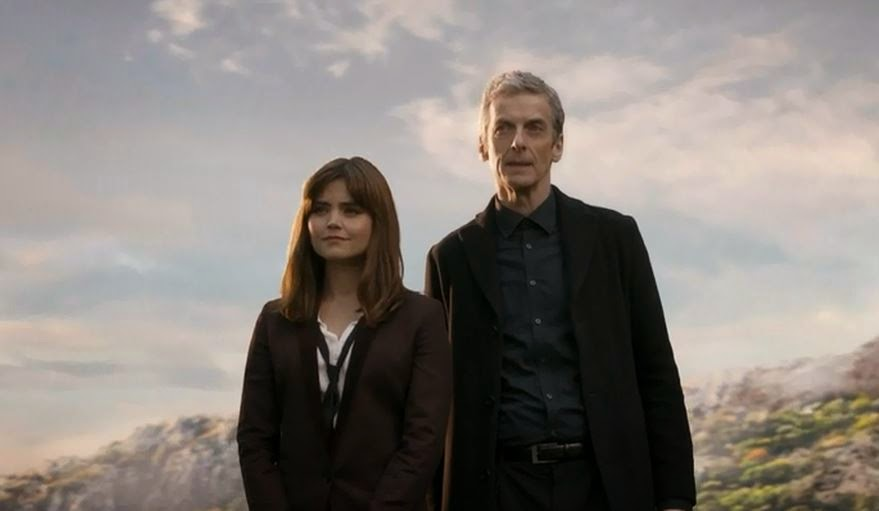 Is the doctor dating clara