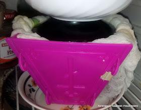 поставить все в холодильник