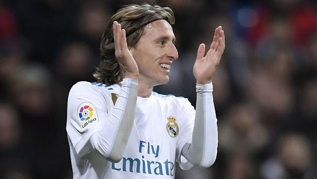 Luka Modric prend une décision radicale pour son avenir