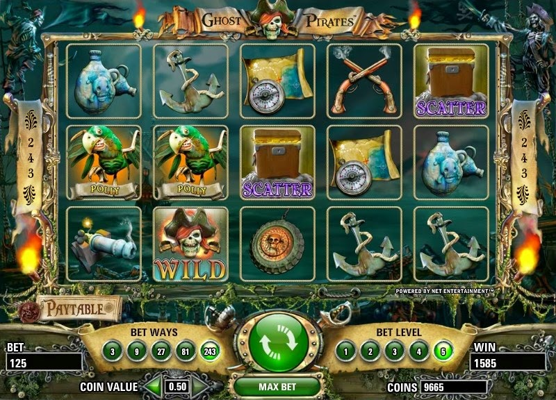 Slots extras (naufrágio) download