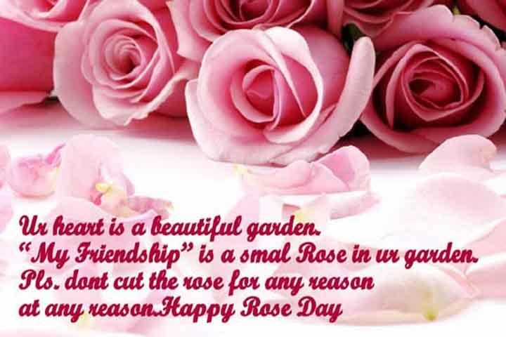 Rose Day 2018 Wishes Status Love Images Shayari Sms In Hindi