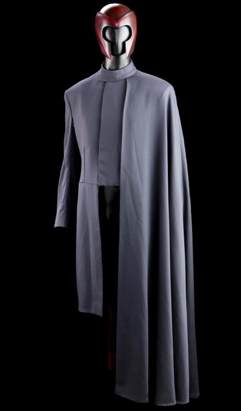 Ian McKellen X-Men Magneto movie costume