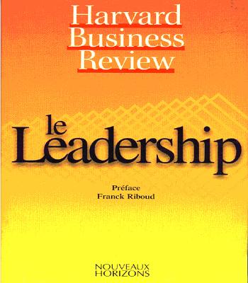 livre Le leadership PDF
