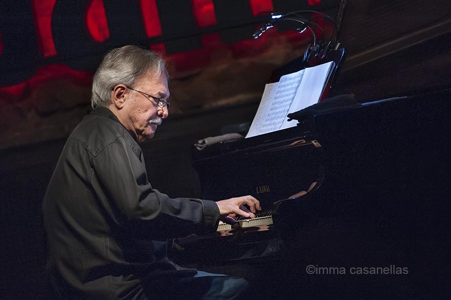 Jordi Sabatés, Jamboree Jazz Club, Barcelona, 28-oct-2016