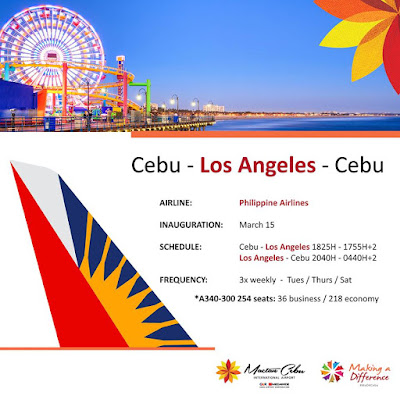 los angeles cebu flights
