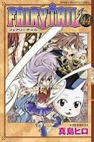 Ver Descargar Fairy Tail Manga Tomo 44