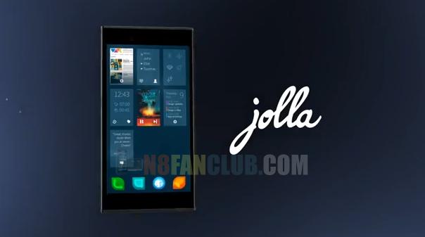 Jolla Smartphone - Sailfish OS