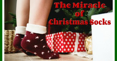 The Miracle of Christmas Socks