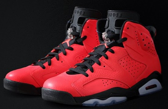 10bc7938fe23e4 A detailed look at this new colorway of the Air Jordan 6 Retro set to drop  in 2014.