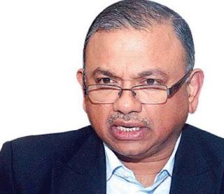 Balaji Srivastava, IPS  Director General of Police  Mizoram.