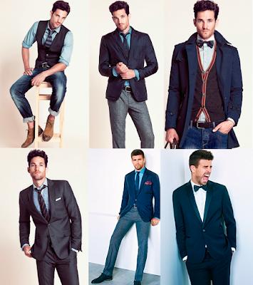 ¿Cómo combinar correctamente una corbata?