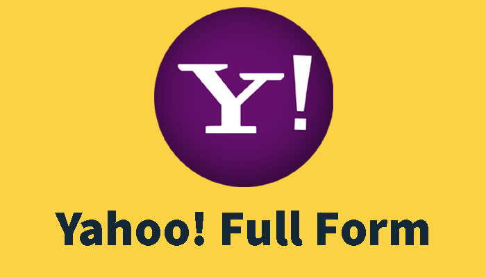 Yahoo Full form in Hindi