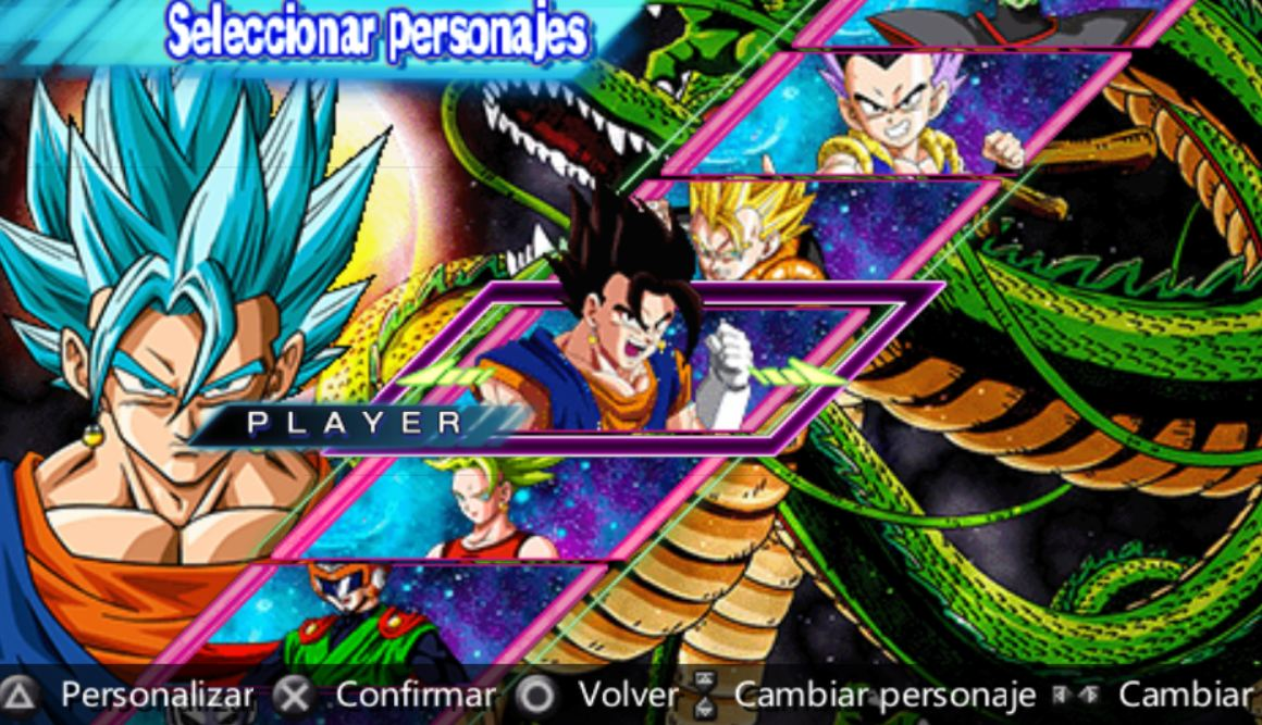 Shin budokai 5 mod download | Dragon Ball Super Shin Budokai