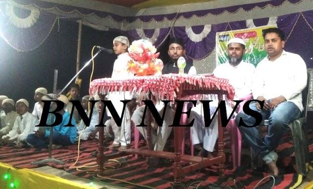 भाईचारा व शांति का पैगाम देता है इस्लाम : वसीम