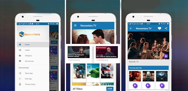 jasa pembuatan aplikasi video streaming